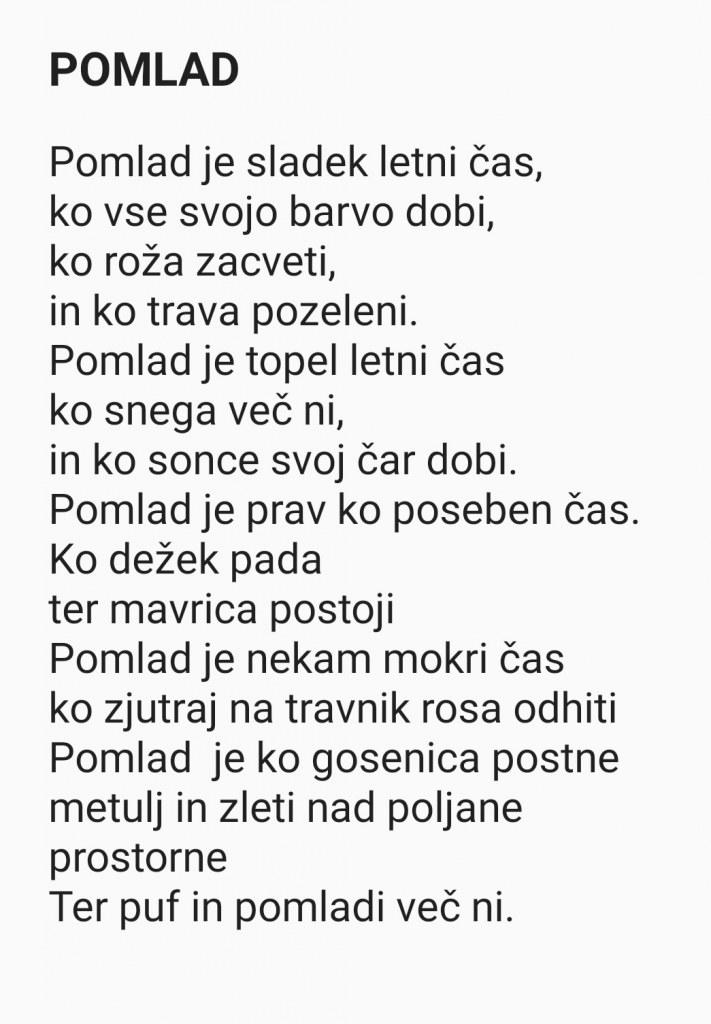 Pesem